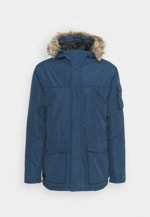 SALINGER II - Winter jacket - dark denim