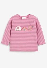 Next - 3 pack - Long sleeved top - pink - 2