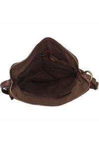 Harold's - SUBMARINE  - Across body bag - braun - 4