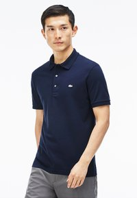 Lacoste - PH4014-00 - Polo shirt - dark blue - 0