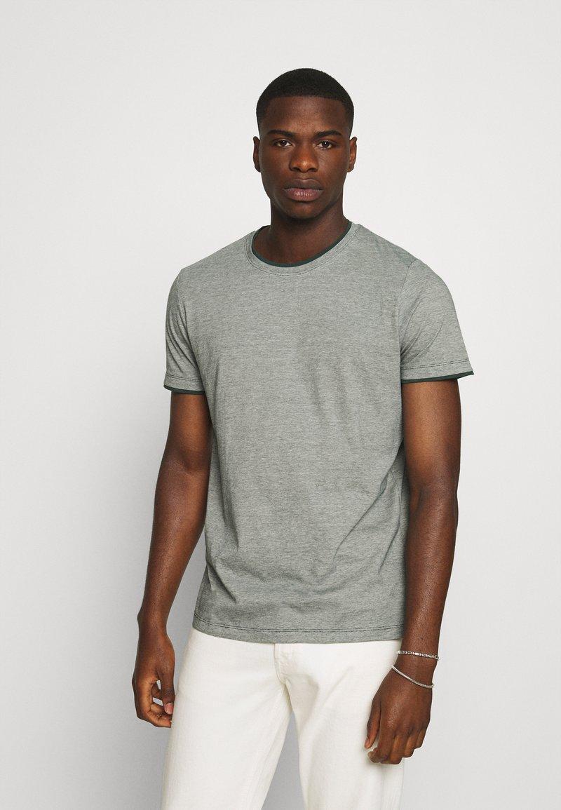 Esprit - Print T-shirt - turquoise