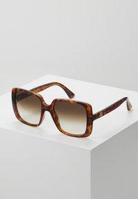 Gucci - Occhiali da sole - havana/brown - 0