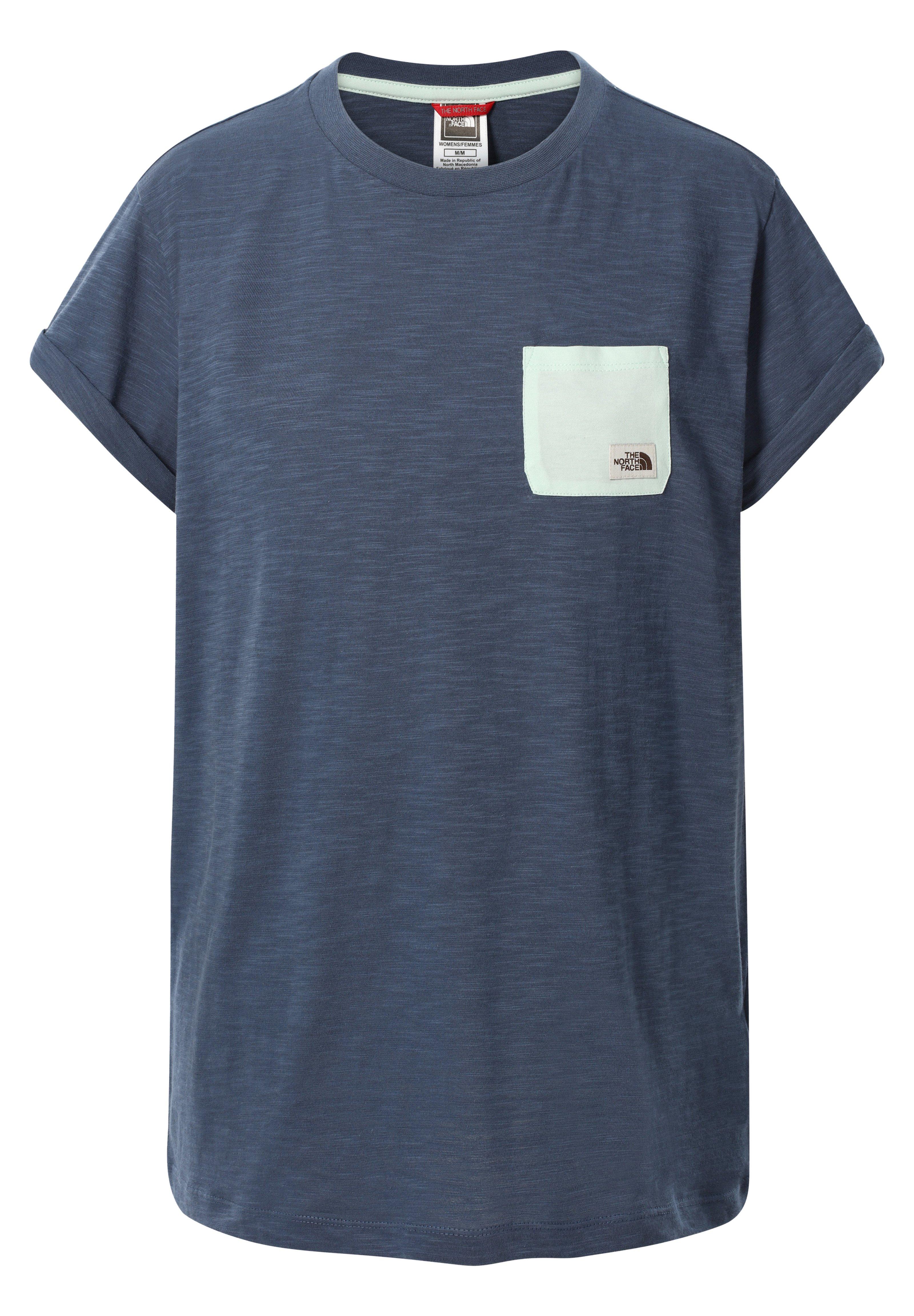 Damen W S/S CAMPEN TEE - T-Shirt print