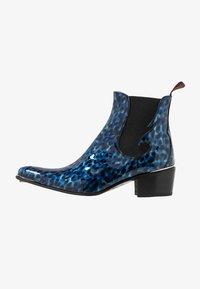 Jeffery West - SYLVIAN NEW CHELSEA - Stiefelette - charcol/blue - 0