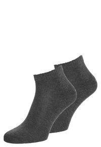 s.Oliver - 6 PACK - Socken - anthracite/grey - 2