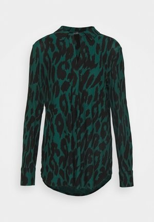 GRAPHIC ANIMAL - Long sleeved top - green