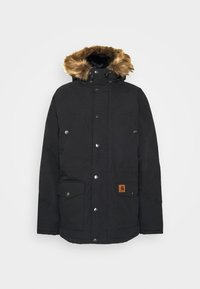 Carhartt WIP - TRAPPER  - Winter coat - black - 5