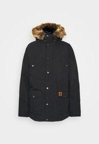 TRAPPER  - Zimní kabát - black