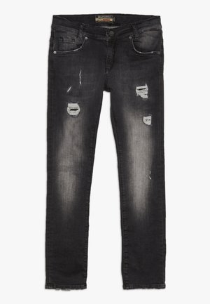 BOYS - Jeans Skinny Fit - black medium
