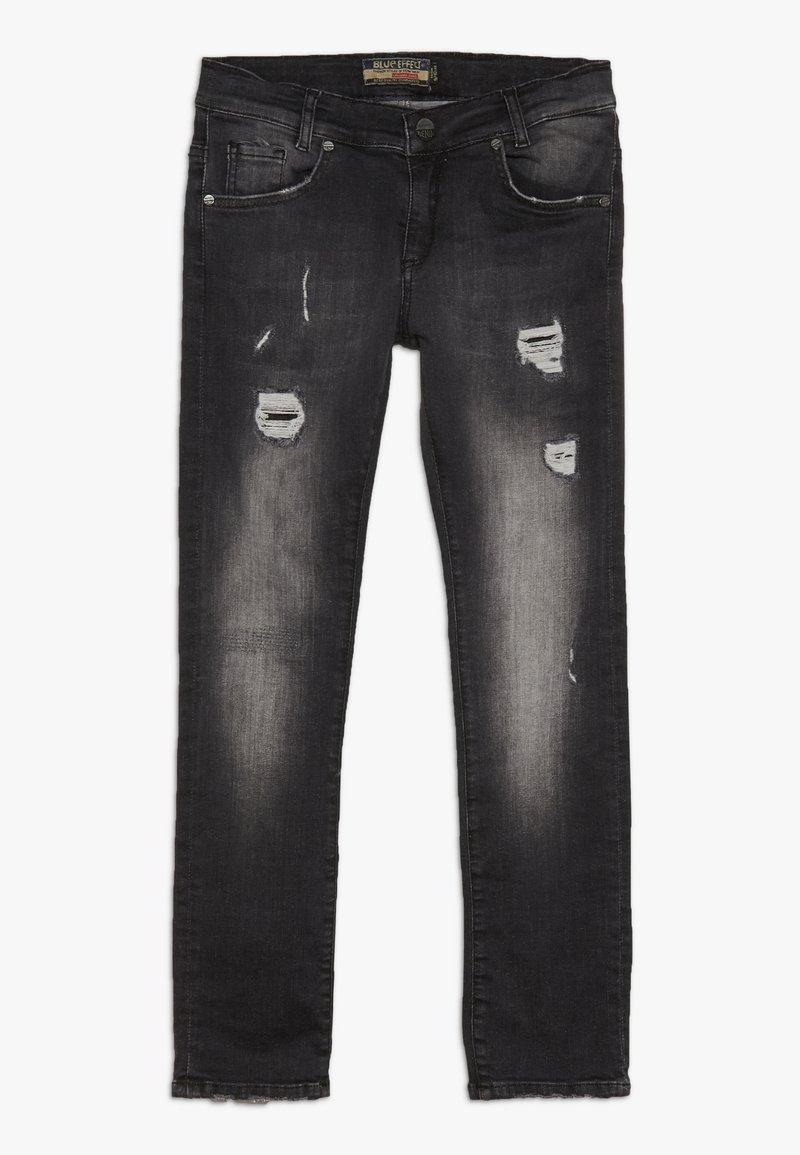 Blue Effect - BOYS - Jeans Skinny Fit - black medium