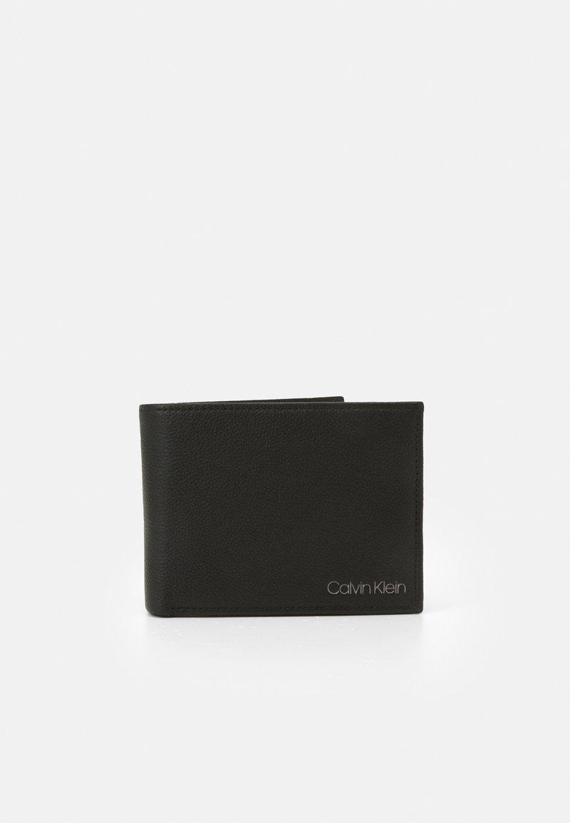 Calvin Klein - TRIFOLD COIN - Portafoglio - black