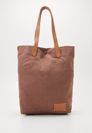 DARYL - Shopping bag - mauve