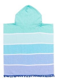 Sunnylife - KIDS HOODED FOUTA TOWEL - Župan - turquoise - 1