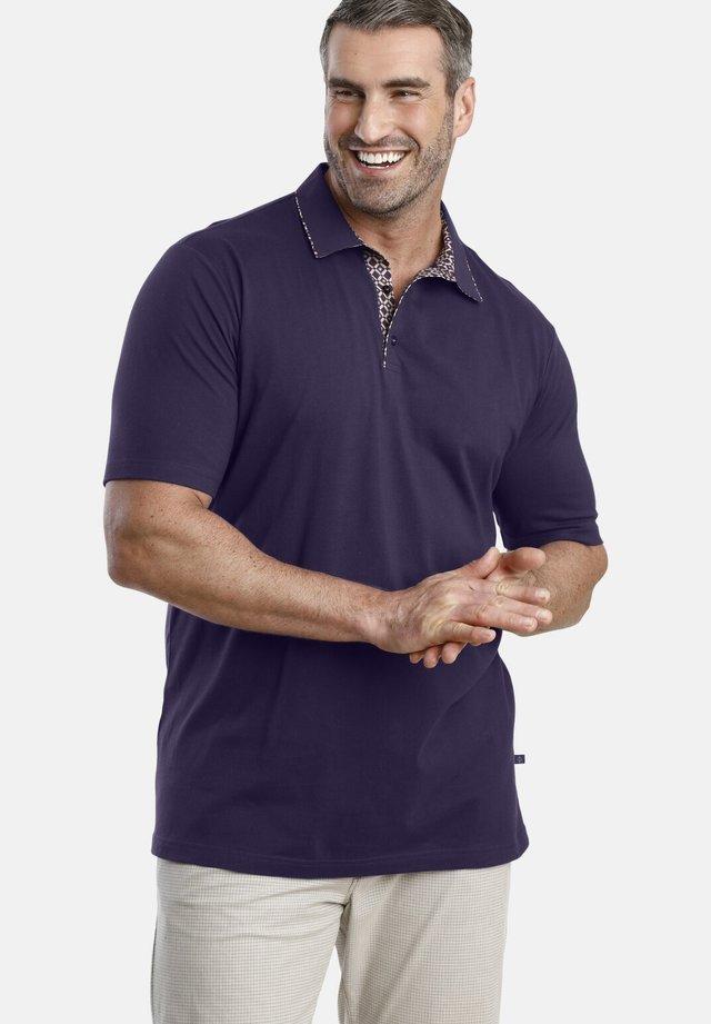 EARL ALON - Polo shirt - lila