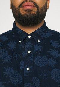 Polo Ralph Lauren Big & Tall - PRINTED - Shirt - dark blue/offwhite - 5