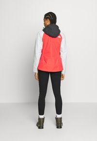 The North Face - STRATOS JACKET - Outdoorjas - cayenn red/tingry/asphalt grey - 2
