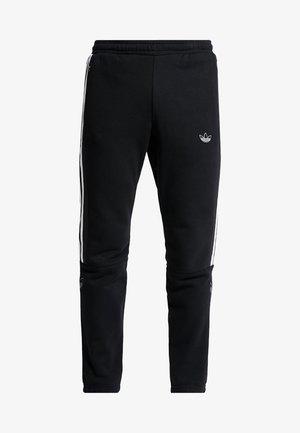 OUTLINE REGULAR TRACK PANTS - Pantaloni sportivi - black