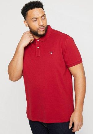 ORIGINAL RUGGER - Polo shirt - mahogny red