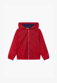Benetton - BASIC BOY - Light jacket - red - 0