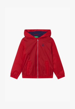 BASIC BOY - Light jacket - red