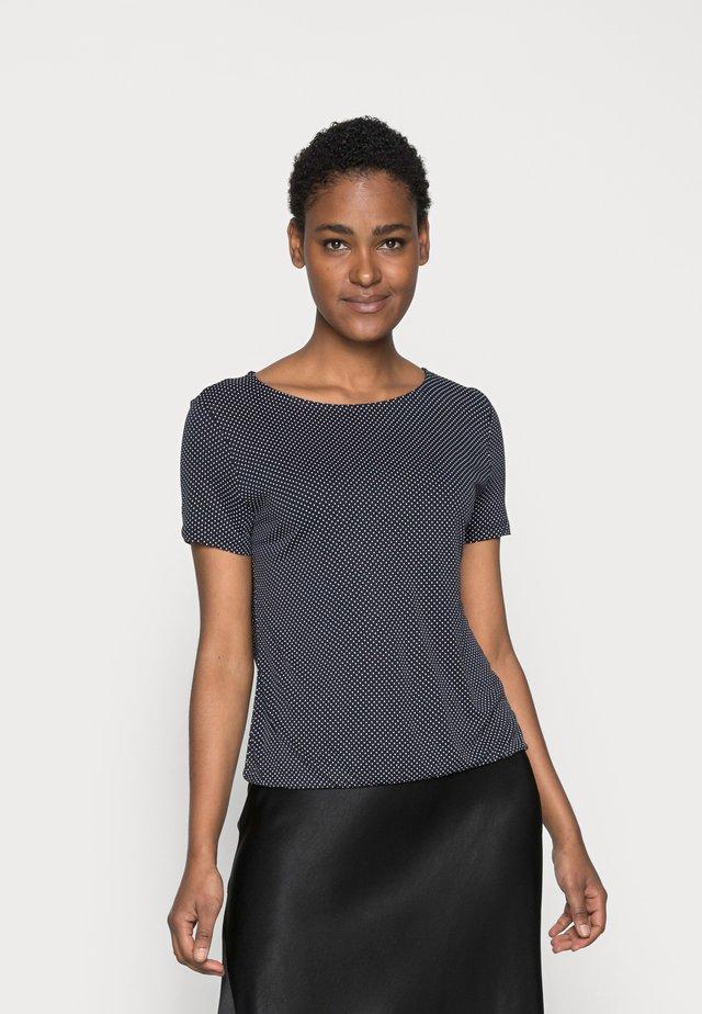 SIEKE - T-shirt print - simply blue