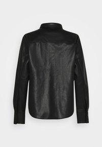NA-KD - Button-down blouse - black - 7