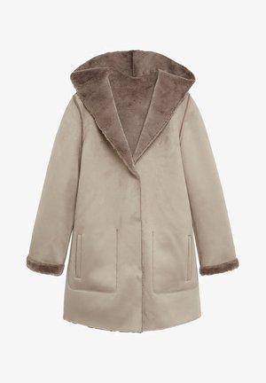 MEL7 - Short coat - mittelbraun