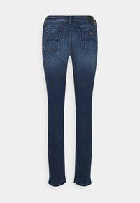 Emporio Armani - Jeans Skinny Fit - blue denim - 5