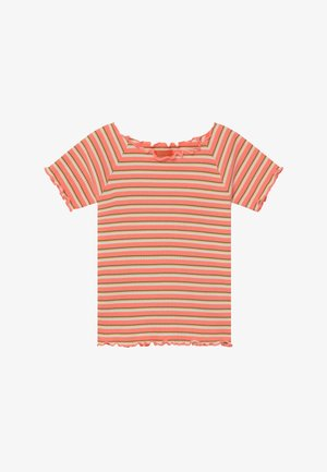 TEENAGER - T-shirt imprimé - neon peach