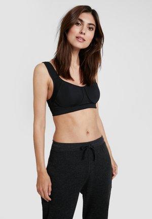 VARIO - Sports bra - black