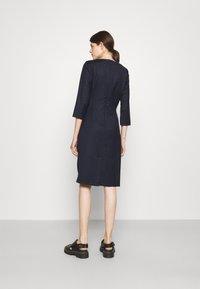 WEEKEND MaxMara - BURGOS - Pouzdrové šaty - night blue - 2