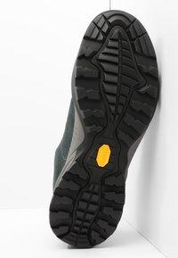 Scarpa - MOJITO GTX - Hiking shoes - jungle green - 4