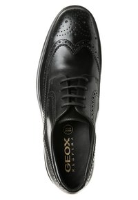 Geox - DUBLIN - Stringate eleganti - schwarz - 1
