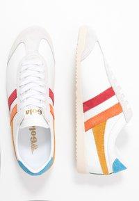 Gola - BULLET TRIDENT - Sneakersy niskie - white/multicolor - 3