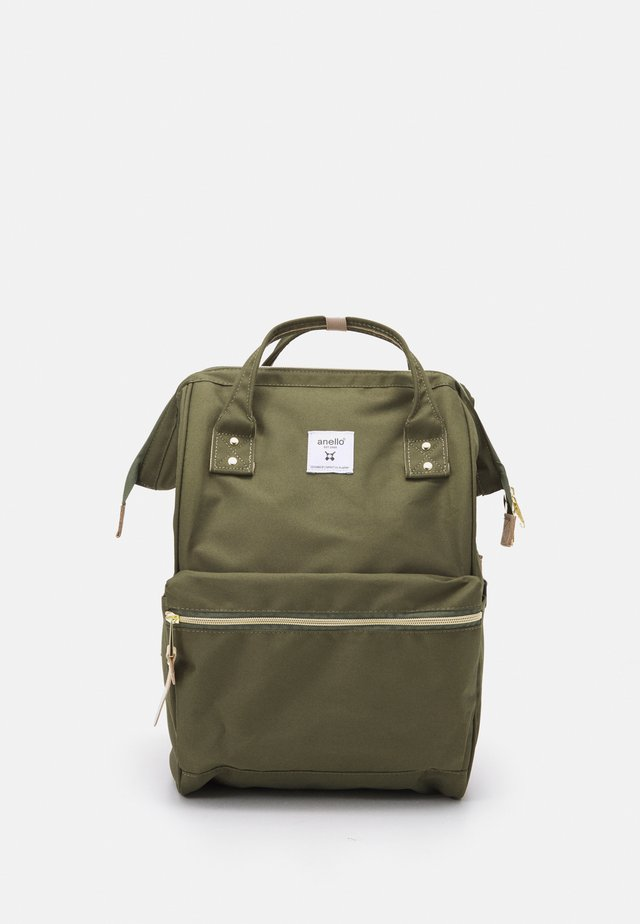 REPREVE CROSS BOTTLE UNISEX - Batoh - olive