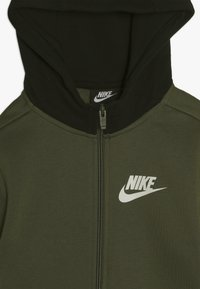 Nike Sportswear - CORE AMPLIFY HOODIE - Sweatjakke /Træningstrøjer - medium olive/black - 4