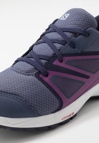 Salomon - SENSE CSWP - Hiking shoes - crown blue/evening blue/sparkling grape - 2