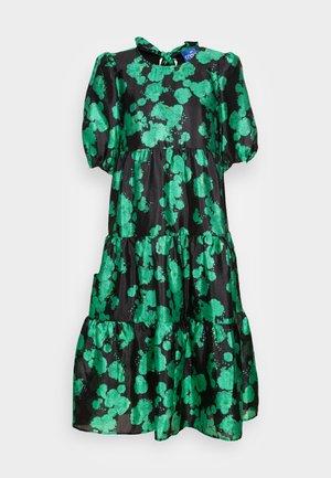 LILICRAS DRESS - Kokteilinė suknelė / vakarėlių suknelė - green rose
