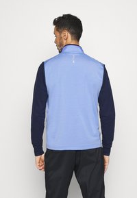 Polo Ralph Lauren Golf - PACKDOWNVES  FILL VEST - Vesta - fall blue - 2
