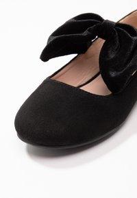 Friboo - Ballet pumps - black - 2