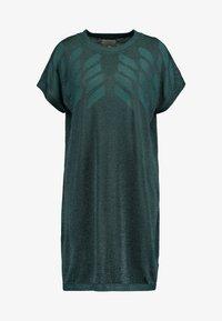 Nümph - NUROSEVILLE DRESS - Pletené šaty - atlantic deep - 5