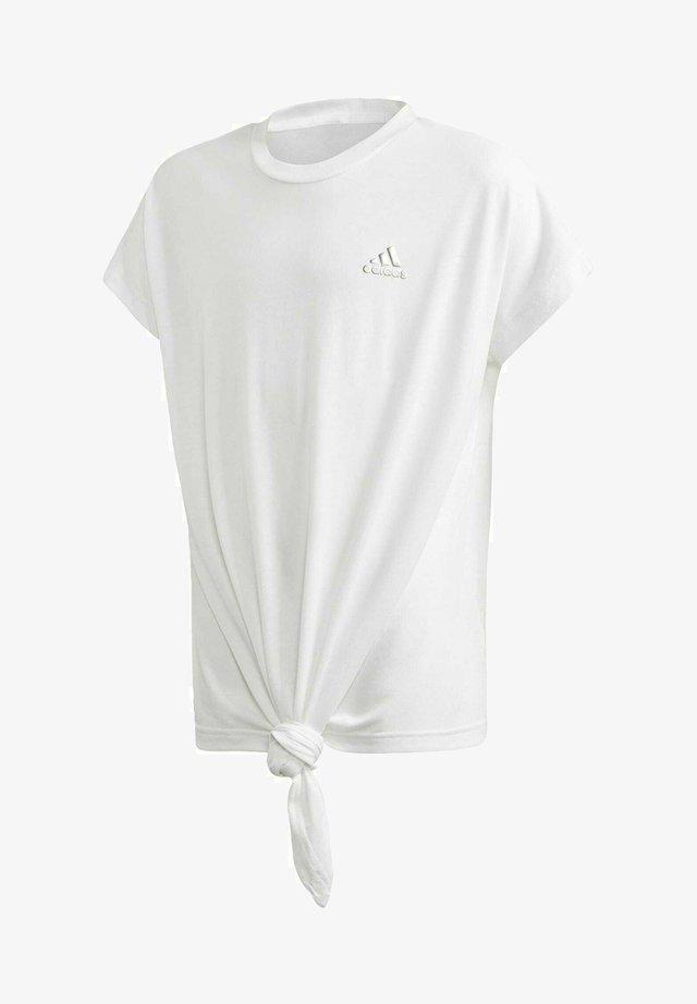 DANCE T-SHIRT - T-shirt basic - white