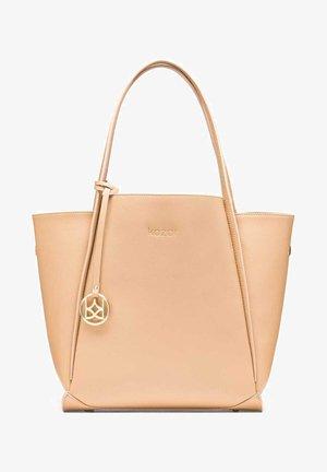REYNA - Bolso shopping - beige