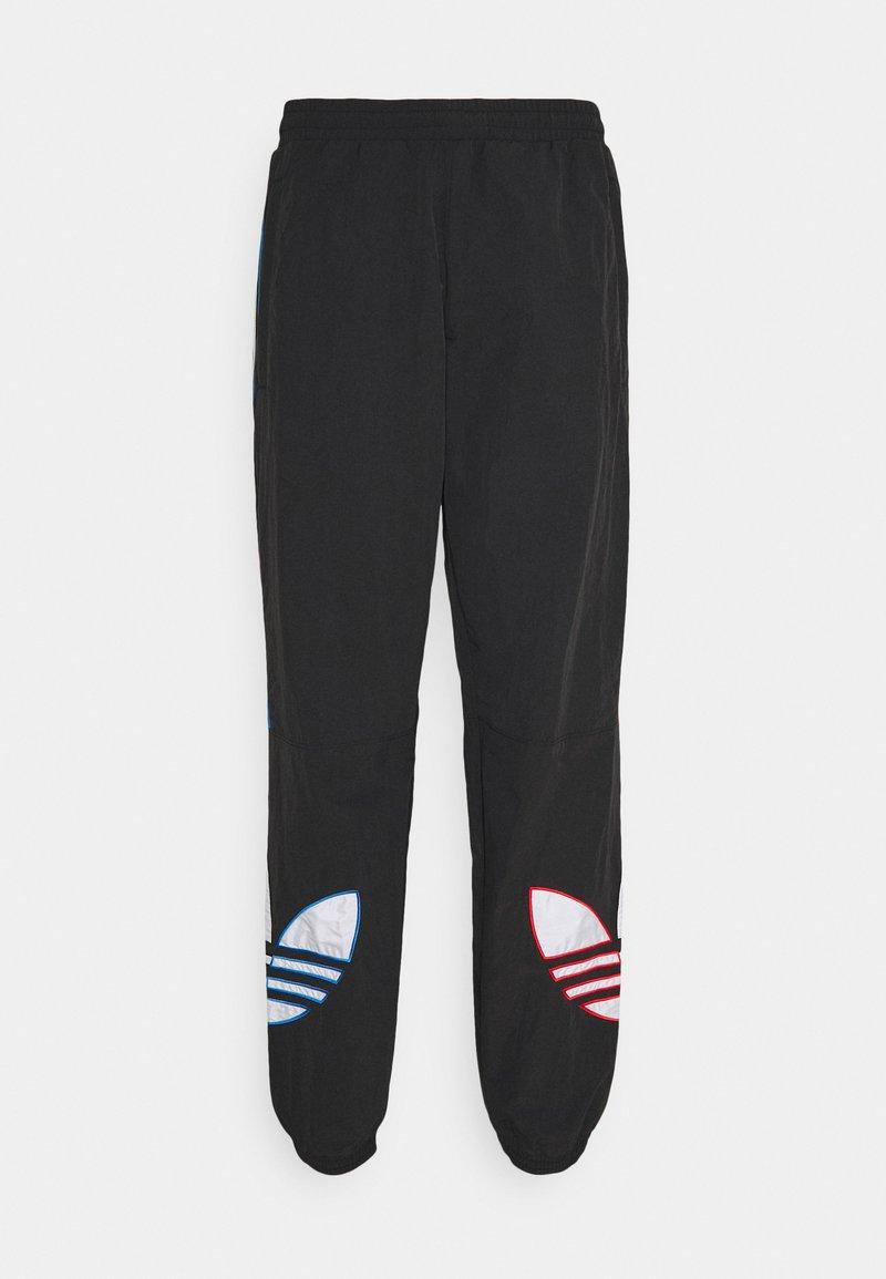 adidas Originals - TRICOL UNISEX - Pantalones deportivos - black