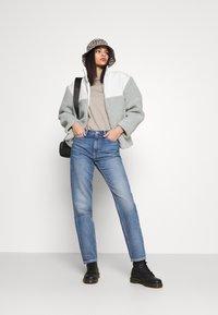 Carhartt WIP - MITA PANT - Straight leg jeans - blue - 1