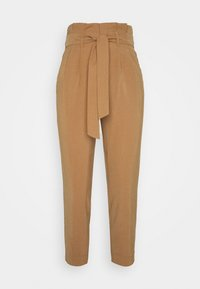 ONLY Petite - ONLSURI AINA PANTS - Trousers - toasted coconut - 3