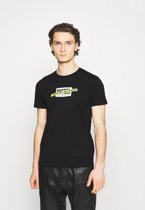 T-DIEGOS-A3 MAGLIETTA - Camiseta estampada - black
