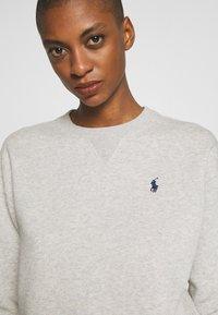 Polo Ralph Lauren - LONG SLEEVE - Sweatshirt - mottled grey - 4
