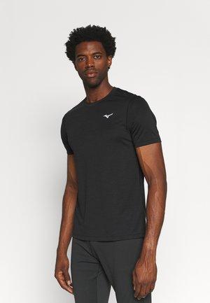 IMPULSE CORE TEE - T-shirts basic - black