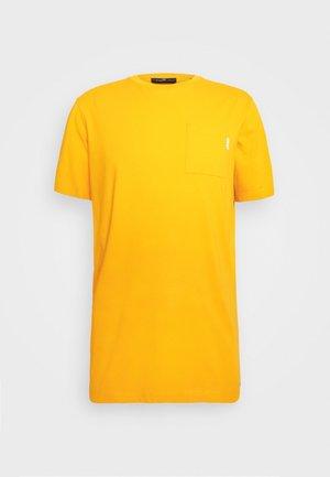T-shirt - bas - explorer yellow